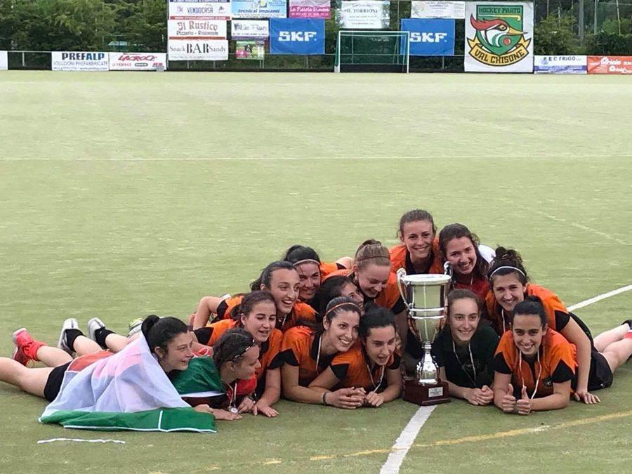 U21F Campionesse d'Italia 🏆