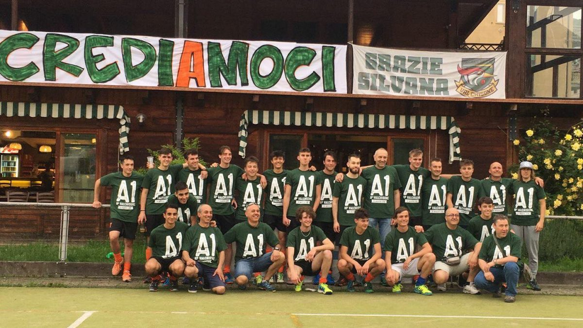 A2M – HP Val Chisone vola in A1 🏆